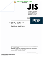 JIS G 4303 - 1998 (in English) Stainless stell bars.pdf