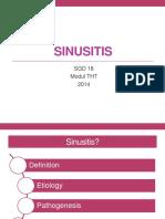 Sgd 18-Sinusitis 2014