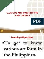 Various Artform 1