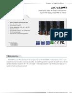 Industrial Serial Media Converter