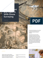 Propeller Stockpile Measurement and Reports With Drone Surveying eBook
