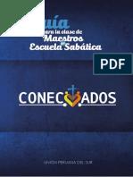 Guía para Clase de Maestros de Escuela Sabática - Conectados.pdf