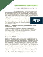The False Apostle Pharisee Paul is the Anti-christ