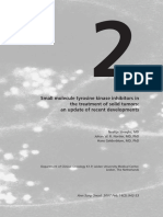 2007 Small Molecule Tyrosine Kinase Inhibitors in 2 the Treatment of Solid Tumors an Update of Recent Developments