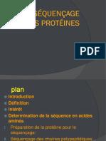 Bioch25 Sequencage Proteines