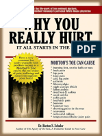 Travell, Janet G._ Travell, Janet G._ Schuler, Burton Silverman_ Morton, Dudley Joy - Why You Really Hurt _ It All Starts in the Foot-Cardinal Publisher's Group_La Luz Press (2009)