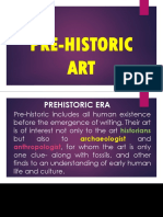 1g Art Pre Historic And