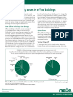 Managing Energy Costs in Office Buildings