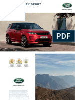 Discovery Sport Brochure
