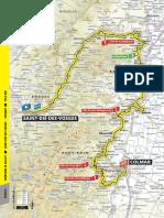 Parcours du Tour de France