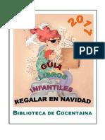 Guía Libros Infantiles-Navidad 2017