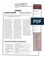 The Leadership Chellenge