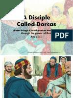 A Disciple Called Dorcas Visual Aid