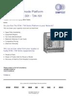 Infinera TM 3000
