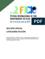 42 Festival Internacional de Cine Independiente de Elche. Sección Oficial. Ficción. Fundación Caja Mediterráneo