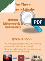 rocks ppt