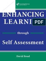 Book EnhancingLearningThroughSelfAssessment