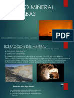 Proceso Mineral Las Bambas