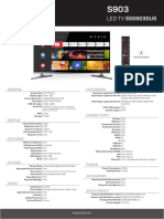 Tesla TV 55S903SUS Specifications ENG (3)