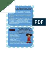 Frases Para Crear Informes