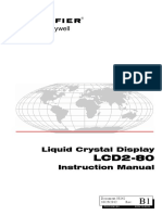 17 LCD2-80 Instruction Manual 53242