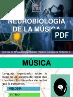 Neurobiologia de La Musica