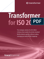 Transformer for ISO 20022 Brochure