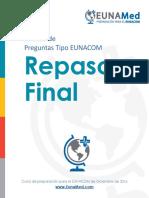 REPASO FINAL EBOOK 4 - Análisis de Preguntas Tipo EUNACOM