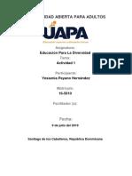 Tarea 1 Educacion Para La Diversidad Yessenia Payano.docx