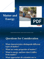 01 Lecture Ppt Matter and Energy