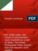 0 Ancient Universe