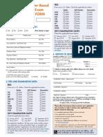 ASQ formal aplication