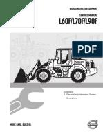 VOLVO L60F L70F  service manual