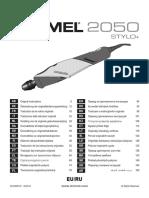 Manual 2050