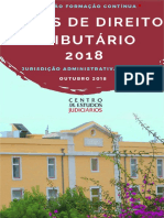 Direito Tributário - Temas 2018