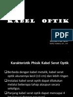 [5] Kabel Optik