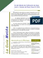 VALIDACION DE PESAS POR INTERCOMPARACION.pdf