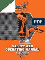 Twist a Saw Manual