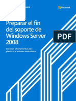 ES ES Azure Migration Preparing for Windows Server 2008 EOS