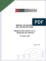 Manual Firma Digital - I Trimestre 2019