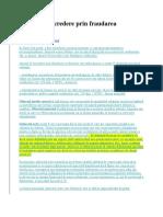Abuzul de încredere prin fraudarea creditorilor.docx