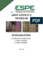 ARTE GÓTICO Y MUDÉJAR.docx..docx