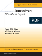 Block Transceivers - Ofdm and Beyond