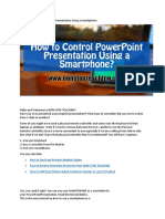 HOW TO CONTROL PTT FROM SMART PHONE.docx