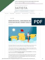 Marketing Digital_ Como Montar Uma Estrutura Online e Vender Todos Os Dias