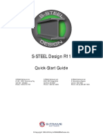 A Quick-Start Guide to S-STEEL
