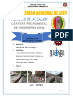 Informe de Seguridad en Excavaciones y Zanjas