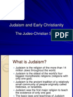 Judaism and early Christianity .pptx