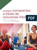 Mayor Compromiso a Través de Soluciones Work Life ESP
