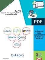 Estudio Software Citas Medicas